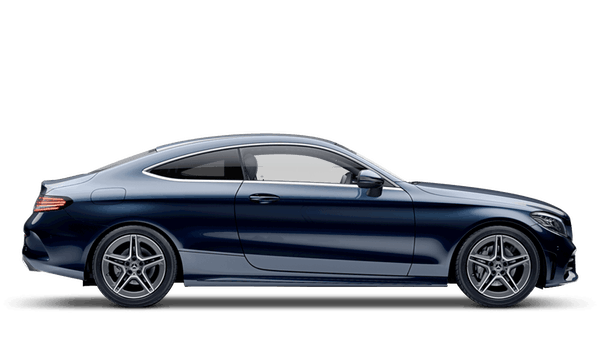 Mercedes Benz C Class Coupe AMG Line Edition