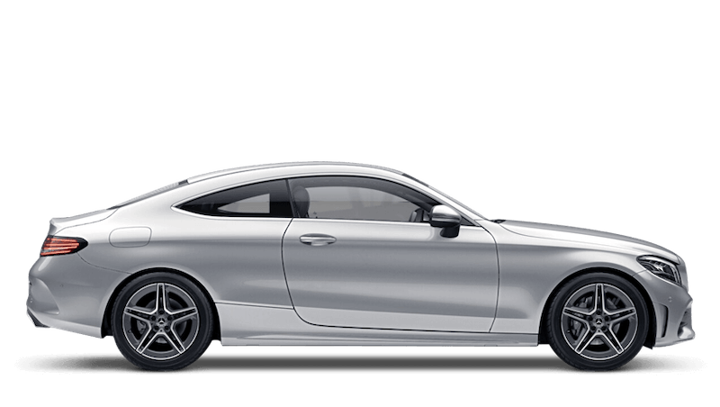 Mercedes Benz C Class Coupe AMG Line