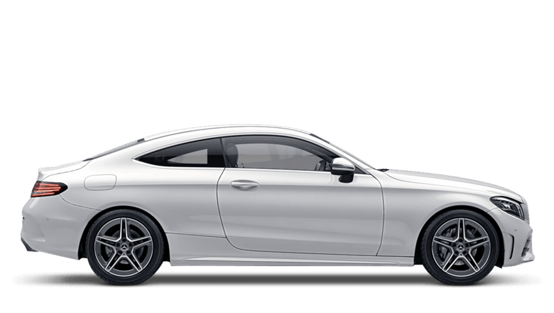 Mercedes Benz C-Class Coupe AMG Line