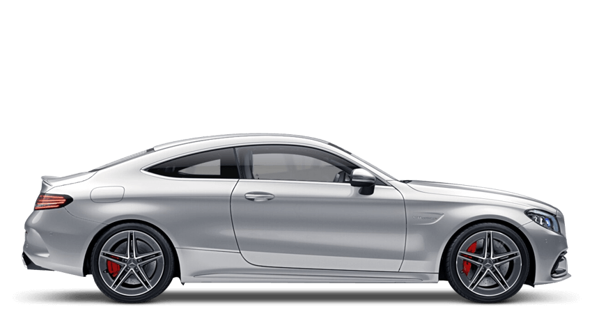 Mercedes Benz C-Class Coupe New 63 S AMG