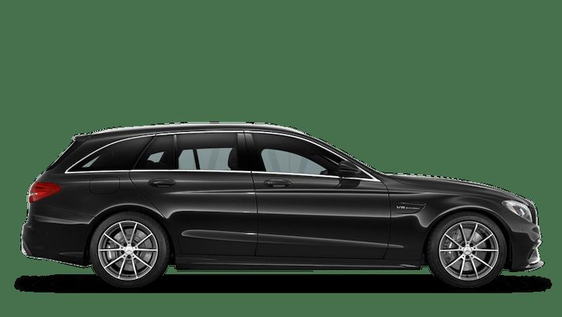 Mercedes Benz C Class Estate 63 AMG