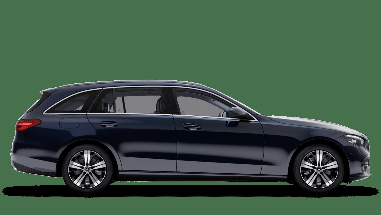 Cavansite Blue (Metallic) Mercedes-Benz C Class Estate