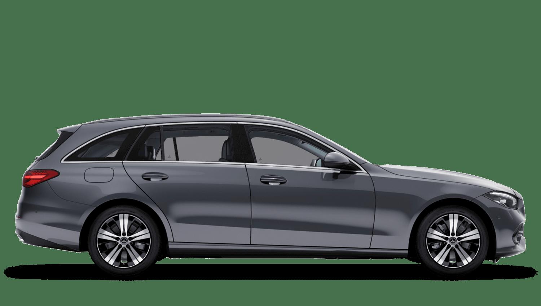 Selenite Grey (Metallic) Mercedes-Benz C Class Estate