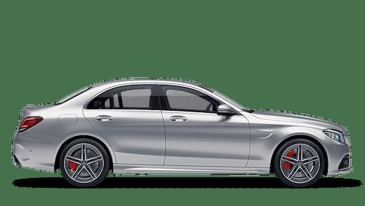 Mercedes Benz C-Class Saloon Brochure
