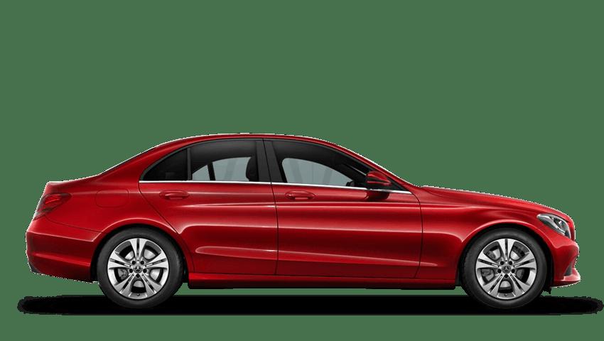Mercedes Benz C Class Saloon