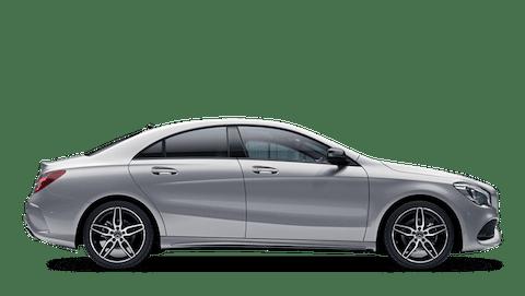 Mercedes Benz CLA-Class Coupe