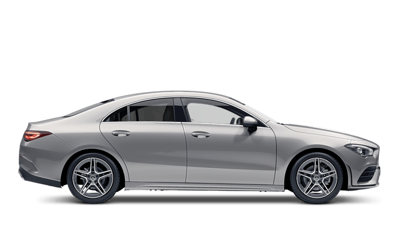 Mercedes Benz CLA Coupé