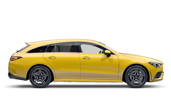 Mercedes Benz CLA Shooting Brake 35 AMG