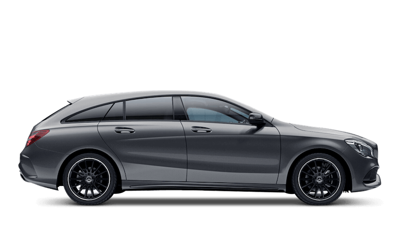Mountain Grey (Metallic) Mercedes-Benz CLA Shooting Brake