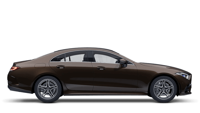 Citrine Brown (Metallic) Mercedes-Benz CLS Coupe