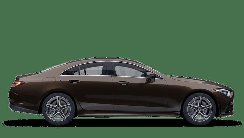 Citrine Brown (Metallic) Mercedes-Benz CLS Coupe