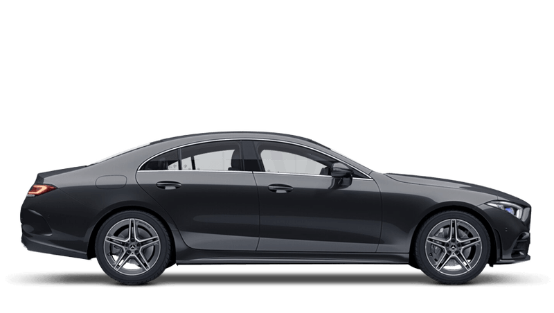 Graphite Grey (Metallic) Mercedes-Benz CLS Coupe