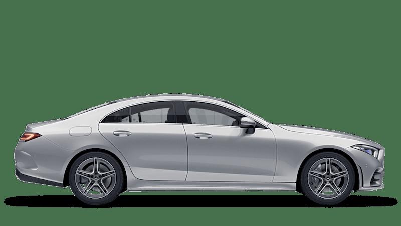Iridium Silver (Metallic) Mercedes-Benz CLS Coupe