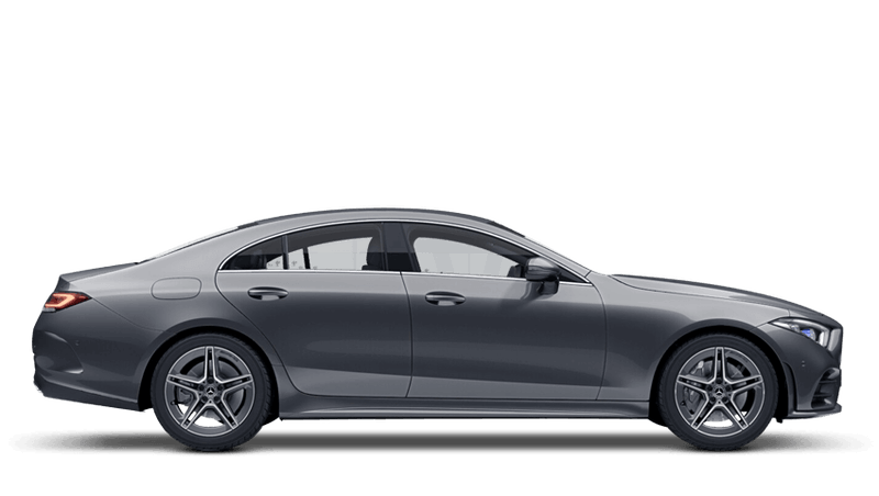 Selenite Grey (Metallic) Mercedes-Benz CLS Coupe