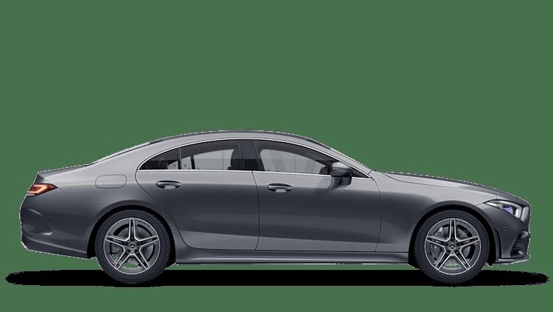 Selenite Grey (Metallic) Mercedes-Benz CLS Coupe