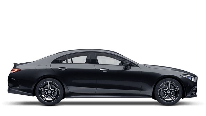 Obsidian Black (Metallic) Mercedes-Benz CLS Coupe