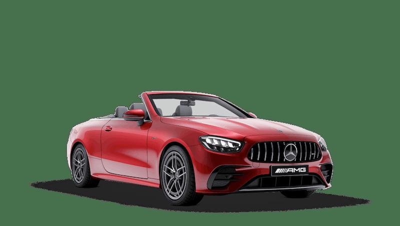 Mercedes Benz E-Class Cabriolet