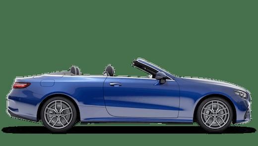 Mercedes Benz E-Class Cabriolet Brochure