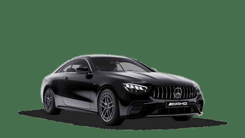 Mercedes Benz E-Class Coupé