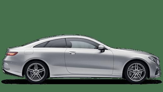 Mercedes Benz E-Class Coupé Brochure