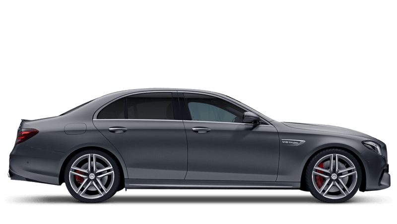 Mercedes Benz E-Class Saloon 63 S AMG