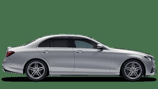 Mercedes Benz E-Class Saloon Brochure
