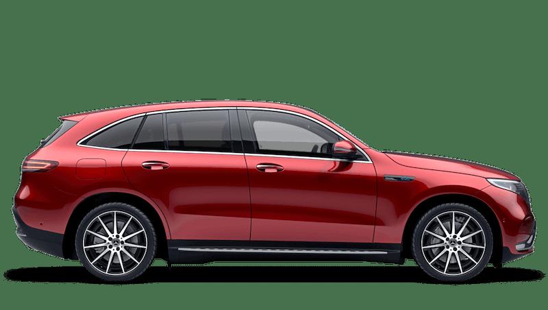 Mercedes Benz EQC AMG Line