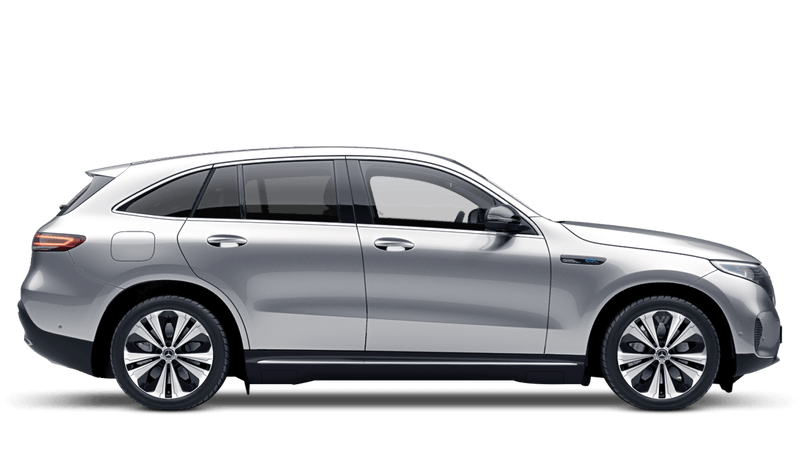 Mercedes Benz EQC Sport