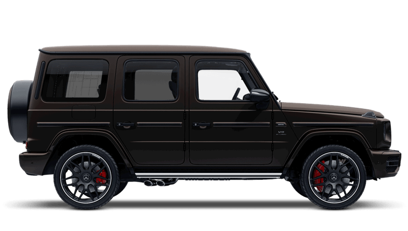 Citrine Brown (Designo Magno) Mercedes-Benz G-Class