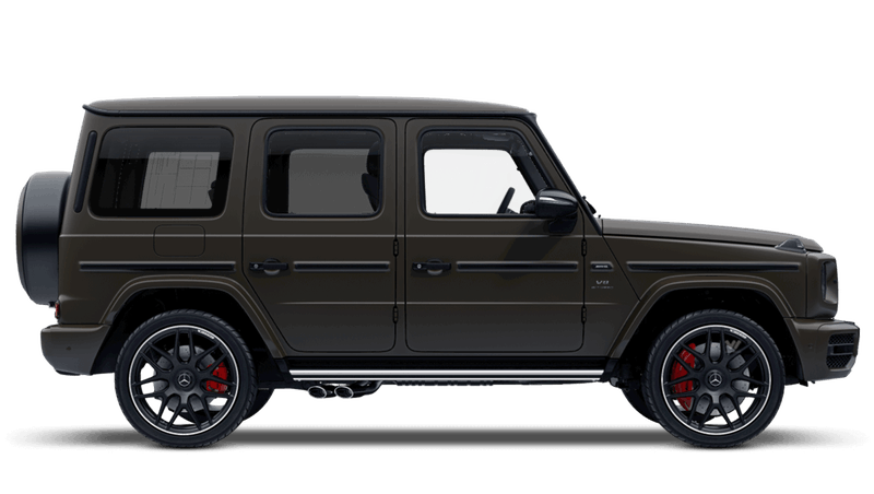 Dark Olive Green (Designo Magno) Mercedes-Benz G-Class