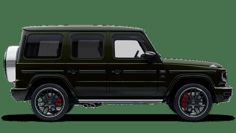 Olive (Designo Metallic) Mercedes-Benz G-Class
