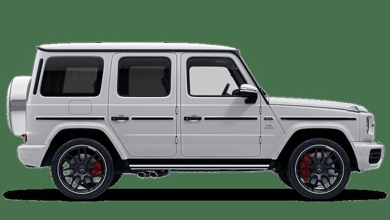 Polar White (Solid) Mercedes-Benz G-Class