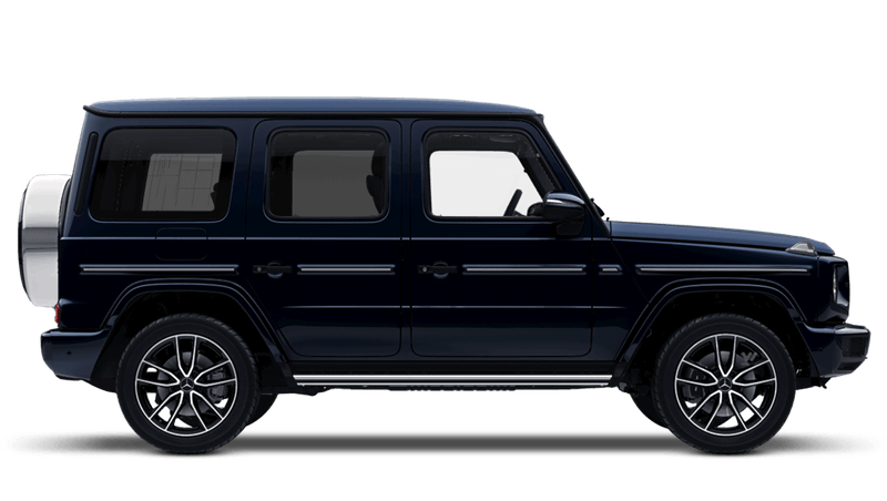 Cavansite Blue (Metallic) Mercedes-Benz G-Class