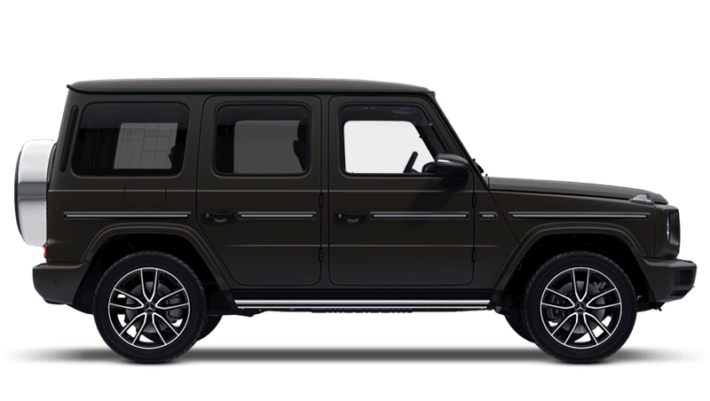 Dark Olive Green (Magno) Mercedes-Benz G-Class