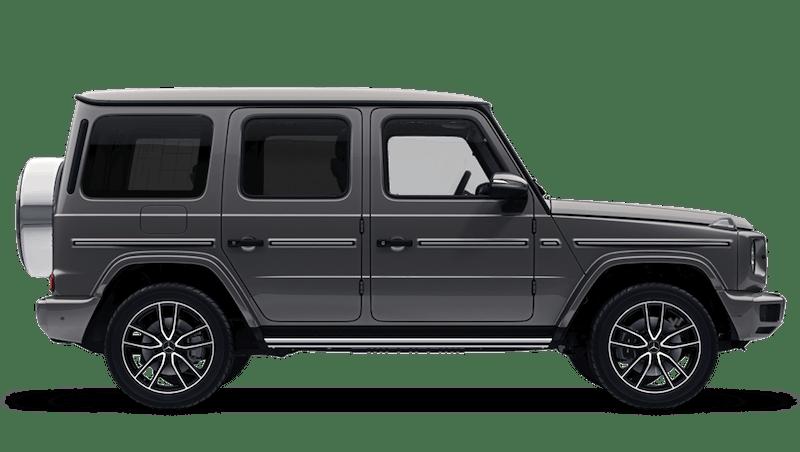 Mojave Silver (Metallic) Mercedes-Benz G-Class