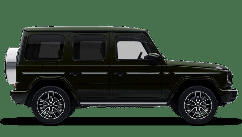 Olive (Metallic) Mercedes-Benz G-Class