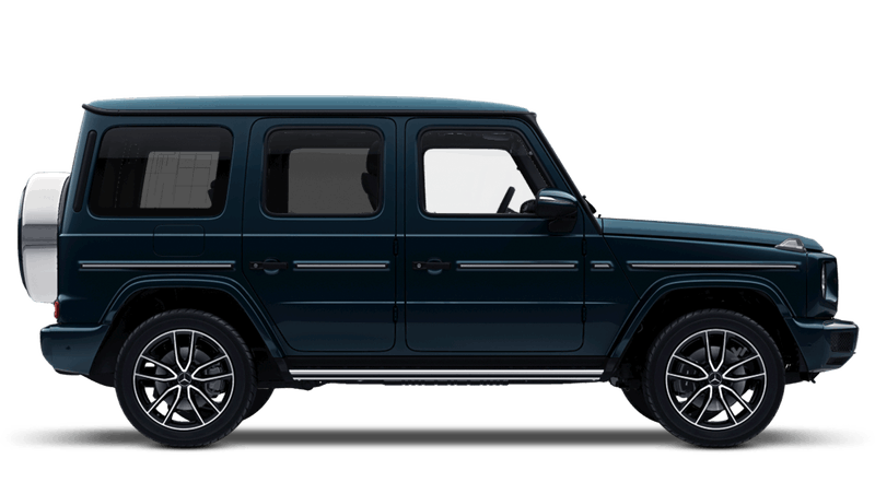 Sea Blue (Metallic) Mercedes-Benz G-Class