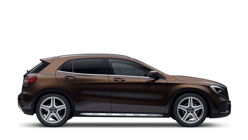Orient Bronze (Metallic) Mercedes-Benz GLA