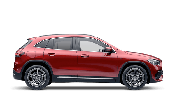 Mercedes Benz GLA Exclusive Edition