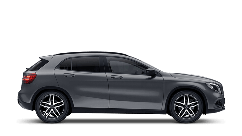 Mountain Grey (Metallic) Mercedes-Benz GLA