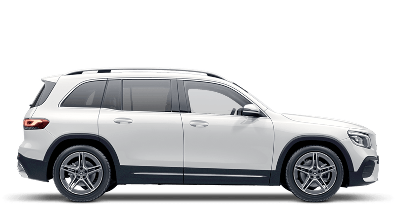 Polar White (Solid) New Mercedes-Benz GLB