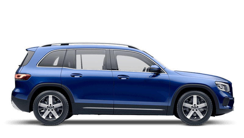 Galaxy Blue (Metallic) New Mercedes-Benz GLB