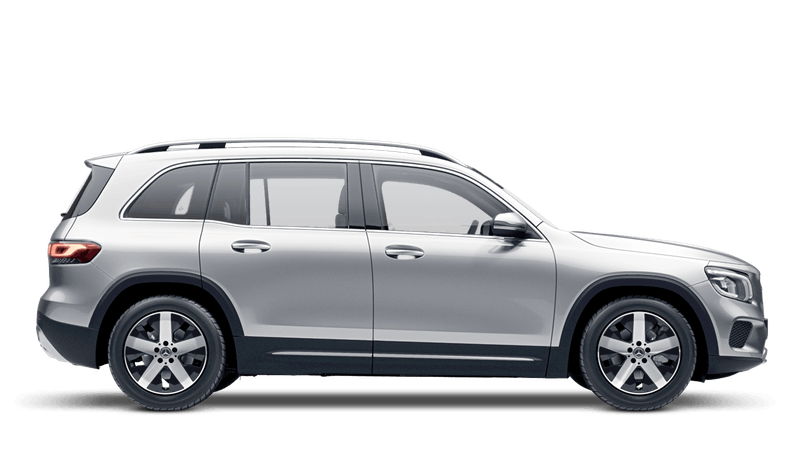 Iridium Silver (Metallic) New Mercedes-Benz GLB