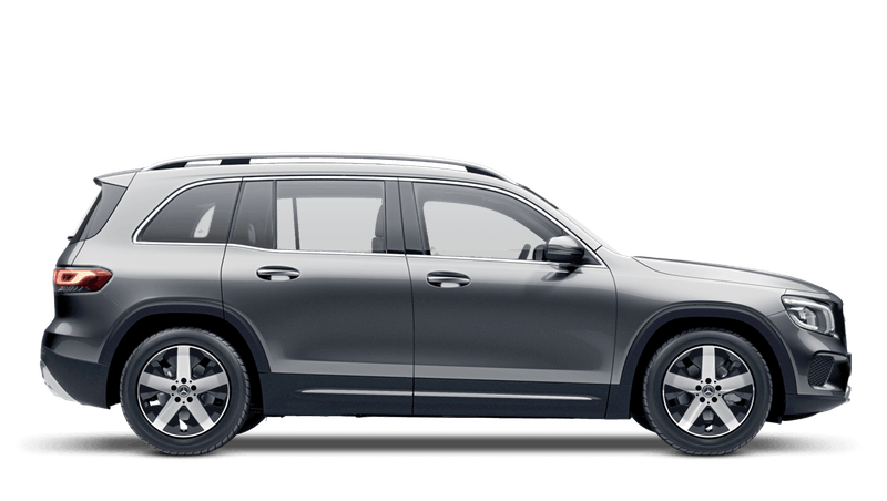 Mountain Grey (Metallic) New Mercedes-Benz GLB