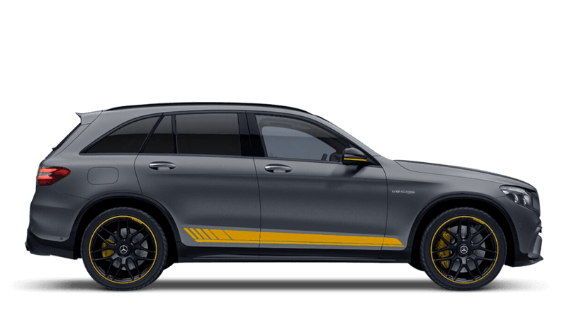Mercedes Benz GLC 63 S Edition 1