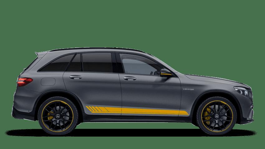 Mercedes Benz GLC-Class 63 S Edition 1