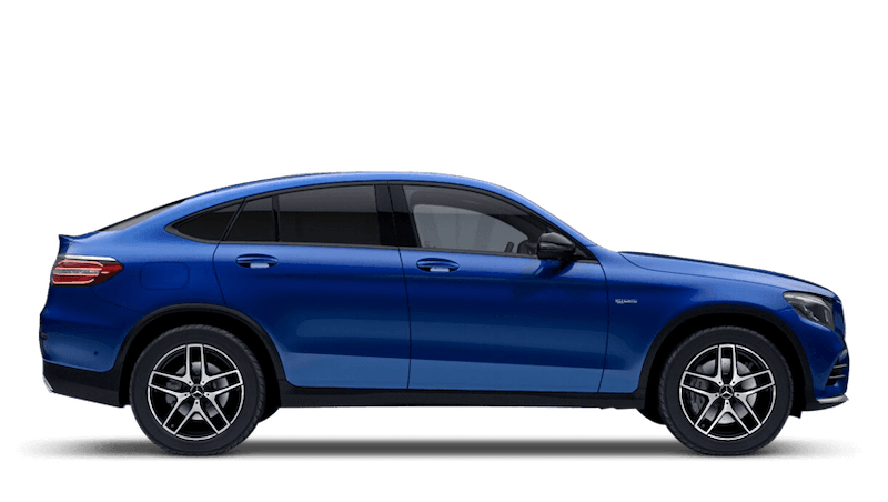 Mercedes Benz GLC Coupe 43