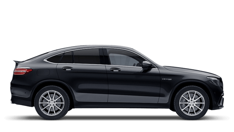 Mercedes Benz GLC Coupe 63