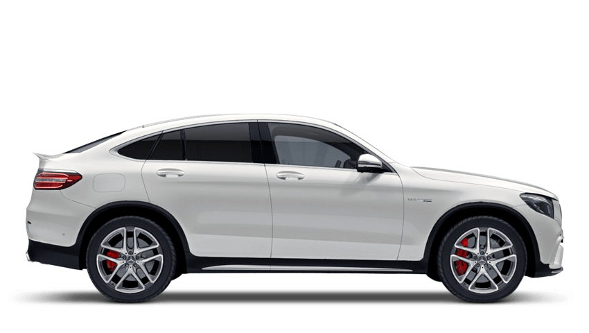 Mercedes Benz GLC Coupe 63 S