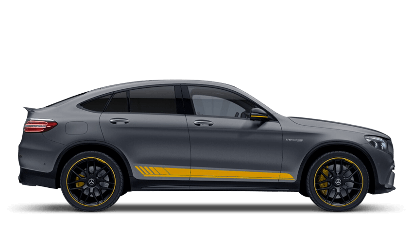 Mercedes Benz GLC Coupe 63 S Edition 1
